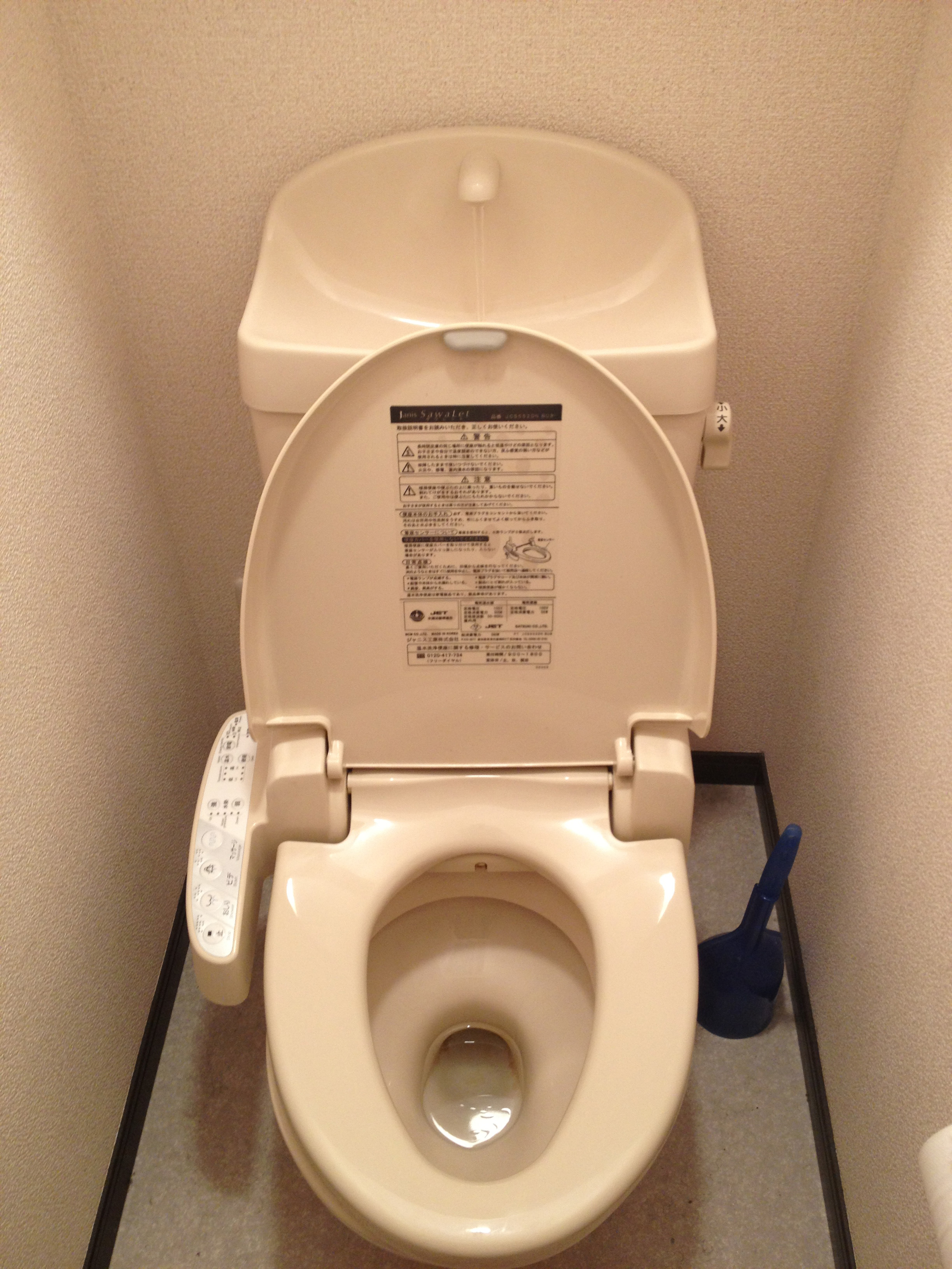 Japanese Toilet Toilets  From Squatting To Robotic IntrovertJapan