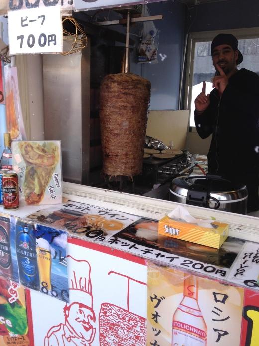 Matsuri Kebab guy