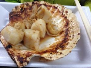 Yuki Matsuri seafood
