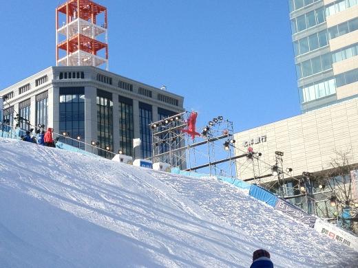 Yuki Matsuri skier