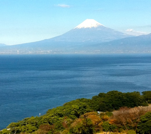 Mt Fuji Lake