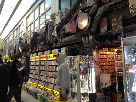 Mandrake Store