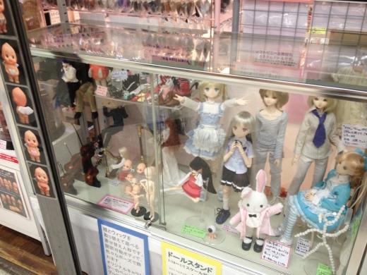 Nakano dolls