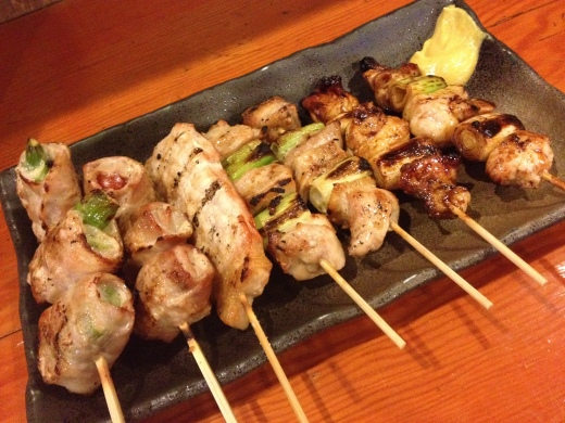 Yakitori, With Guitars | IntrovertJapan