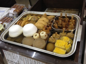 Convenience Store Oden