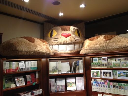 Studio Ghibli's Catbus