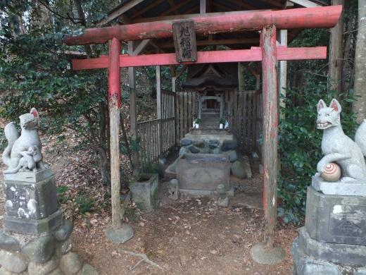 Takao Inari trail