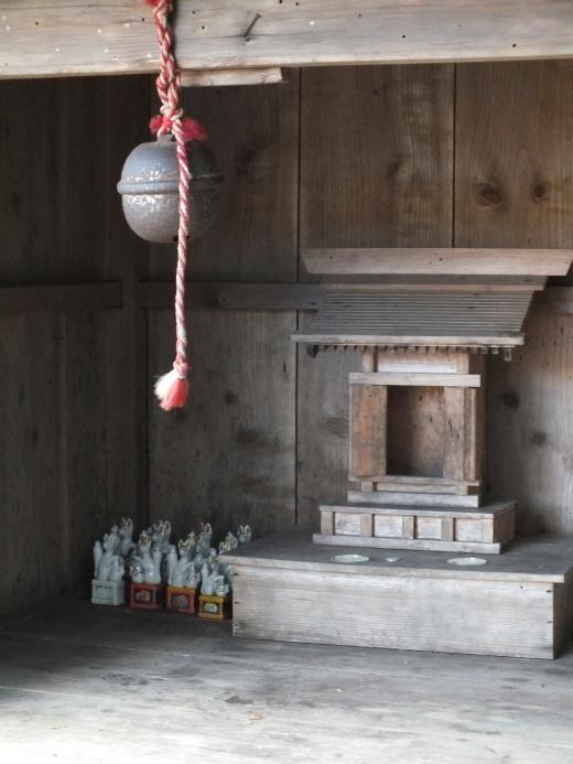 small Takao shrine