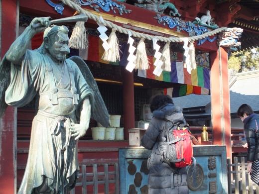 Mount Takao tengu