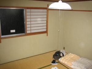 Japanese hostel