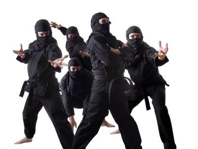 Origen of ninja